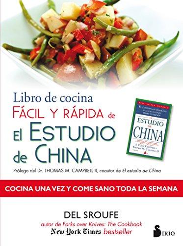 Libro de cocina facil y rapida de el estudio de china - Cocina rapida y facil ...