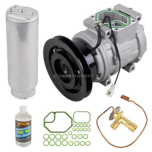 AC Compressor w/A/C Repair Kit For Toyota Pickup 1989-1994 - BuyAutoParts 60-85947RK New