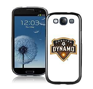 Fashionable And Antiskid Designed Samsung Galaxy S3 Case MLS Houston Dynamo Samsung Galaxy S3 I9300 Case Cover 05 Black