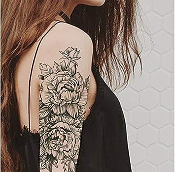 2019 Nueva Etiqueta Engomada Del Tatuaje Temporal Impermeable Old ...