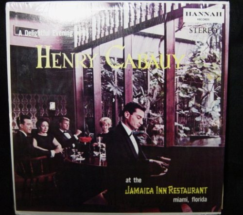 A Delightful Evening With Henry Cabauy At The Jamaica Inn Restaurant, Miami Florida