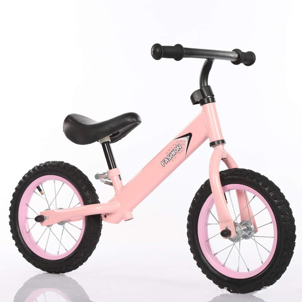 Acero al al al Carbono de Bicicleta Equilibrio Desplazamiento Coche Coche -Azul 12inch a9727b
