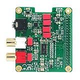 Inno-Maker Raspberry Pi HiFi DAC Module, PCM5122 HiFi DAC Audio Card Expansion Board for Raspberry Pi 3 B+ Pi Zero etc.