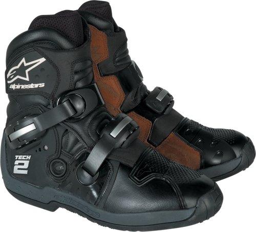Amazon.com: Alpinestars Tech 2 Men's Motocross Motorcycle Boots ...