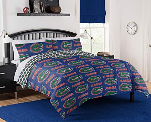 Northwest NCAA Florida Gators Queen Bed in a Bag Set #504349166