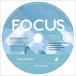 Focus AmE 4 Teachers MultiROM for pack: Amazon.es: Libros en idiomas extranjeros