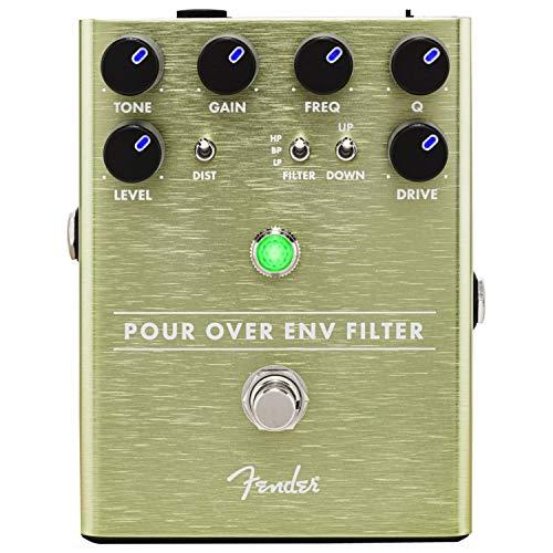 Fender Electric Guitar Electronics, 1/4-Inch Straight (0234549000) (Fender Chorus Pedal)