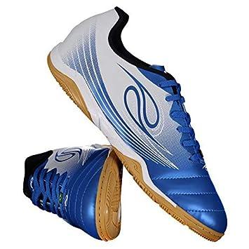 aacd875e6a Chuteira Dalponte Squad Futsal Azul  Amazon.com.br  Esportes e Aventura