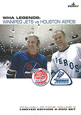 WHA Legends: Winnipeg Jets vs Houston Aeros (2 DVD Set)