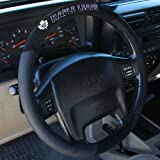 NHL Toronto Maple Leafs Polished Steering Wheel Cover