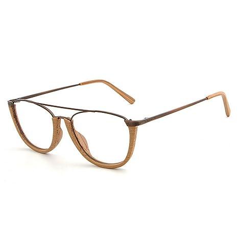 Gafas de sol para hombre Gafas de sol redondas semi-sin ...
