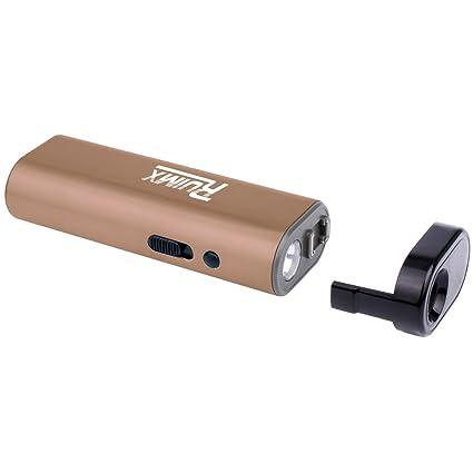 Amazon com : RUIMX Self Defense USB Rechargeable Stun Gun with Power