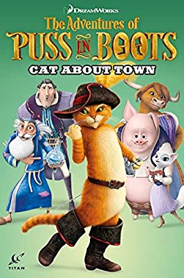 Puss in Boots Vol. 2: Cat About Town