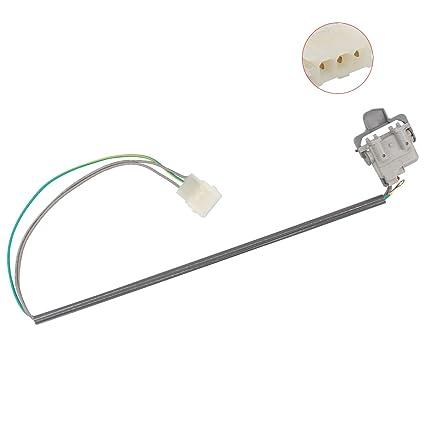 Amazon.com: ApplianPar 3949247 Washing Machine Washer Door Lid ... on whirlpool thermal fuse, whirlpool door switch, whirlpool ice maker, whirlpool tub, whirlpool washer switch,