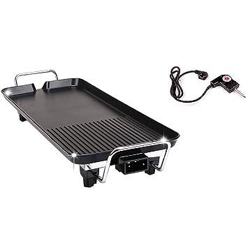 a3871b83972e8 LINLIN Barbecue de Cuisine Contrôle de température réglable Barbecue de  Gril et Anti-adhésif avec