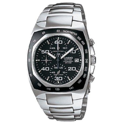 CASIO EDIFICE EF-505D-1AVEF - RELOJ CRONO HOMBRE NUEVO GARANTÍA 2 AÑOS: Amazon.es: Relojes