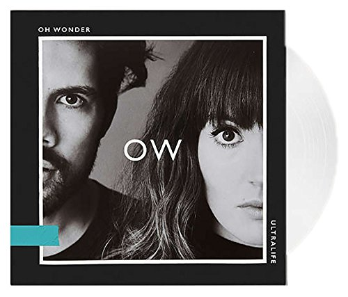 Oh Wonder - Ultralife LP Exclusive Premium 180 Gram Clear