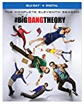 Cover Image for 'The Big Bang Theory: The Complete Eleventh Season (BD)'