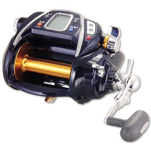 Cheap DAIWA SEABORG 1000 MEGA TWIN Electric Reel JAPAN NIB