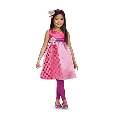 Disguise 84474M Cherry Jam Classic Costume, X-Small (3T-4T): Toys & Games