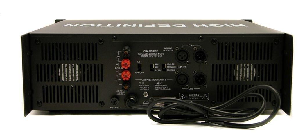 Amazon.com: GLI Pro pvx9000 10.000 W de potencia ...