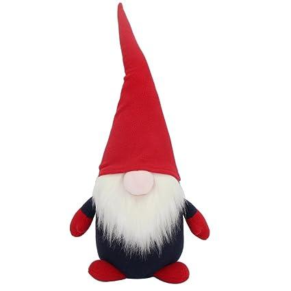 dzimtt christmas gnome holiday gnome home decoration red color - Christmas Gnome
