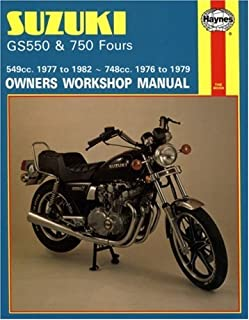 51vOzVkx5WL._AC_UL320_SR248320_ amazon com clymer repair manual for suzuki gs750 gs 750 fours 77 1978 gs750 wiring diagram at gsmx.co