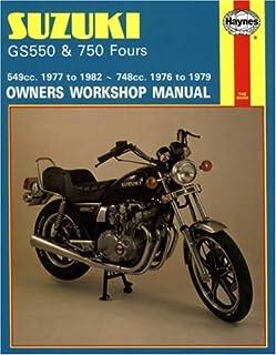 51vOzVkx5WL._AC_UL320_SR248320_ amazon com clymer repair manual for suzuki gs750 gs 750 fours 77 1978 gs750 wiring diagram at cos-gaming.co