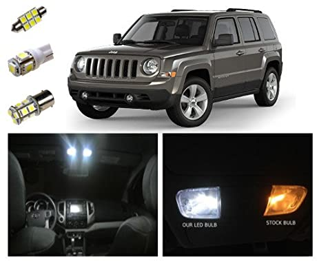 51vOzfLL9xL._SX463_ amazon com jeep patriot led package kit interior tag 2014 jeep patriot fuse box at soozxer.org
