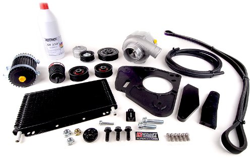 KraftWerks 150-05-0030B Race Kit with Rotrex C30-94 Supercharger for Honda B-Series Engine