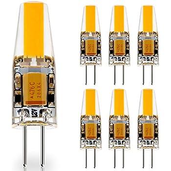 G4 Base Led Bulb 20w Glass Halogen Light Bulbs