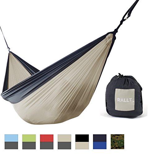 Rallt Camping Hammock Lightweight Backpacking