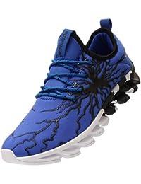 buy online ef29a 115fb Men's Stylish Graffiti Personality Sneakers