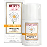 Burt's Bees Brightening Moisturizing Cream, 1.8 Ounces