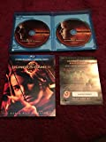 The Hunger Games 4-Film Collection (The Hunger Games /The Hunger Games: Catching Fire /The Hunger Games: Mockingjay Part 1/The Hunger Games: Mockingjay Part 2) Blu-ray/Dvd