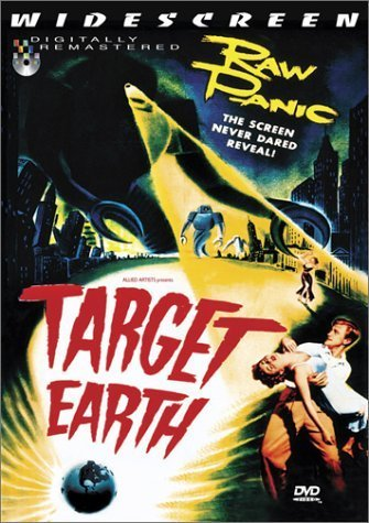 Target Earth by Vci Video