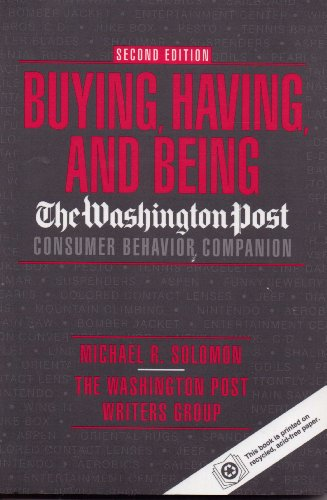 Buying Having and Being