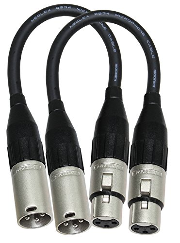 Mogami Silver Series Microphone Cable - 7