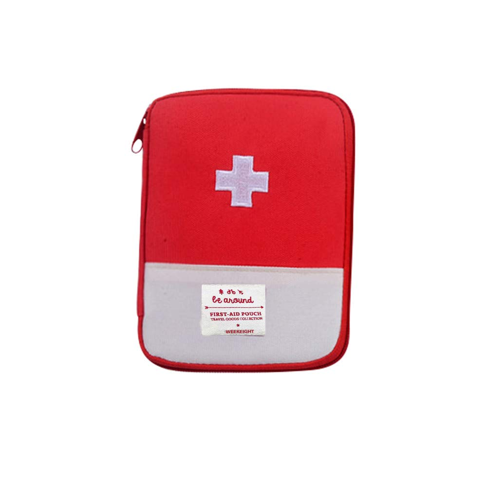 iLUGU Medical Bag Emergency Survival Drug Storage Kit Treatment Outdoor Home Rescue by iLUGU (Image #1)