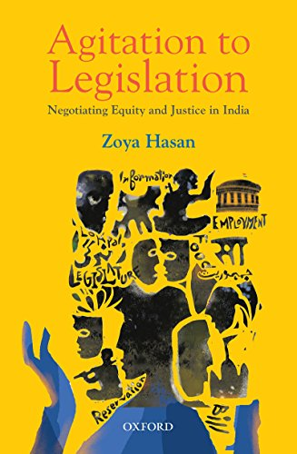 Agitation to Legislation: Negotiating Equity and Justice in ...