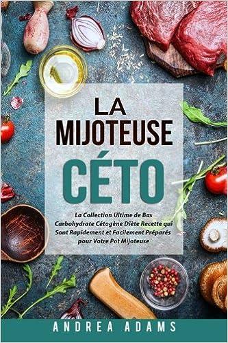 La Mijoteuse Ceto French Book Livre Francais La