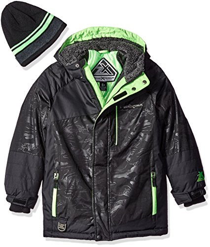 insulated jacket for boys - 2