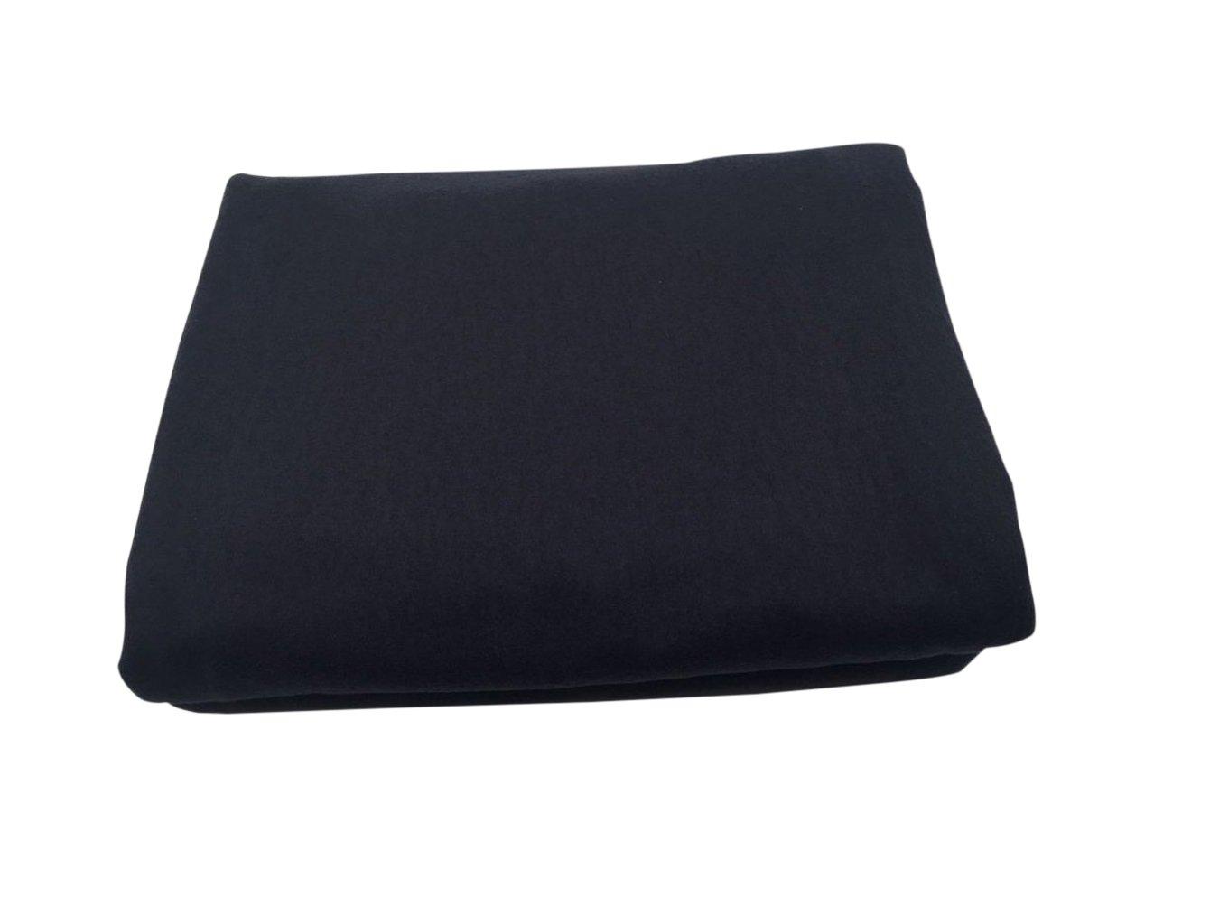 OTW PAVILION Anti-Tarnish Silver Cloth,Tarnish Free Silver Cloth,Pre-Cut by The Yard -Darkgrey(5 Yards by 39'' Width) by OTW PAVILION (Image #1)