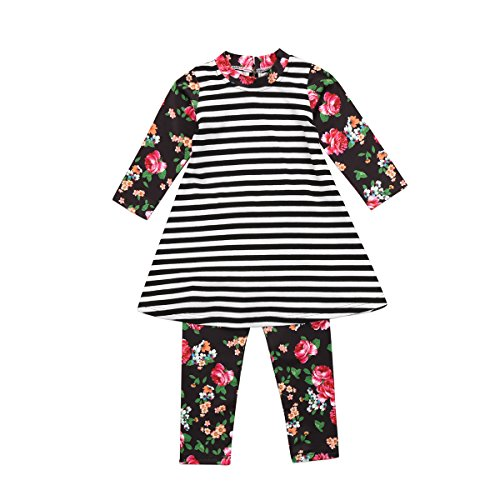 baby and girl matching dresses - 8