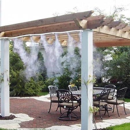 Provence Outillage-Difusor de agua portátil 7,5 m de la terraza ...