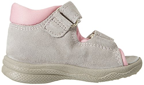 Beige Pebble Fille Sandales Bout Superfit Ouvert Polly Kombi xBXYqR