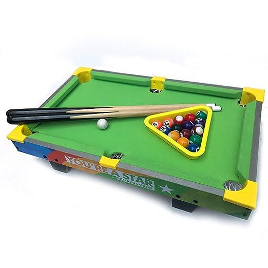 Mesa de billar Mini Mini mesa de billar piscina juego de mesa de ...
