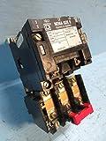 SQUARE D 3-PHASE MAGNETIC MOTOR STARTER 8536-SBO 2 105049