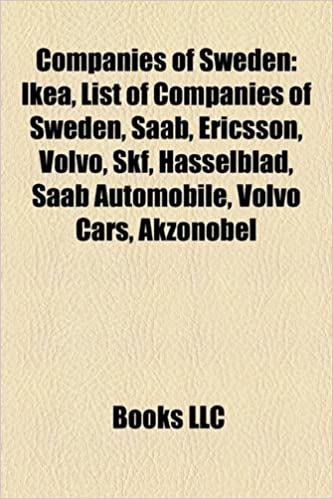 Companies of Sweden: IKEA, List of companies of Sweden