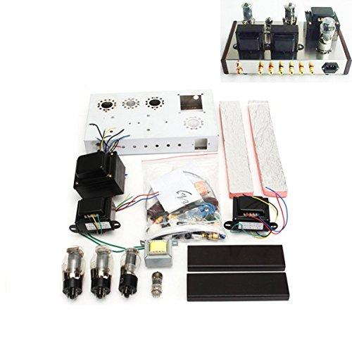 6P3P Tube Amplifier DIY Amplifier Class A Single-end Tube Amplifier Kit - Arduino Compatible Kits & DIY Kits